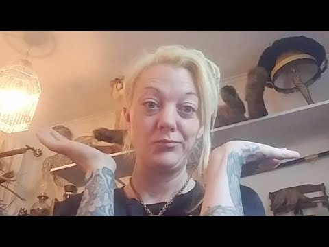 "My view on ""YOUTUBE RAIDS"" The Taxidermy Witch"