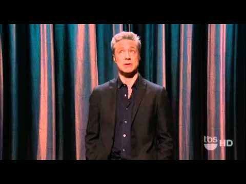 Nick Griffin on Conan, March 2011