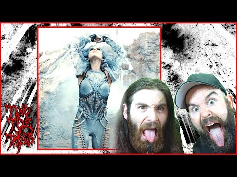 Arch Enemy - The Eagle Flies Alone (OFFICIAL VIDEO) - REACTION