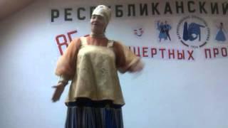 09.04.2011 г. Песня Оттепель исп. Булычева VIDEO0287