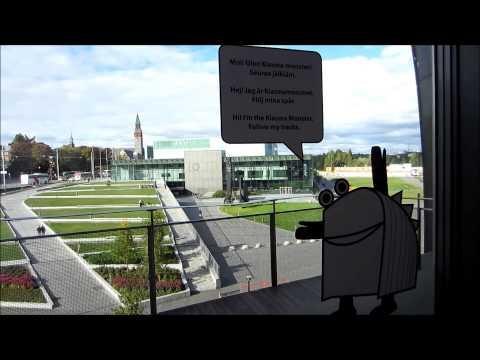KIASMA Modern Art Museum 15th Anniversary Tour - Helsinki, Finland