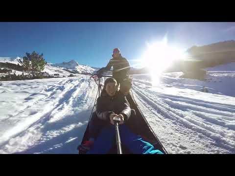Grandvalira Mushing Andorra