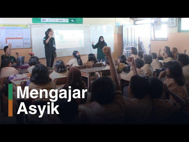 Guru Mangrove: Ngajar Mangrove Asyik