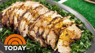 Marinated Pork Roast: Lucinda Scala Quinn's Hearty Recipe For Game Day | TODAY