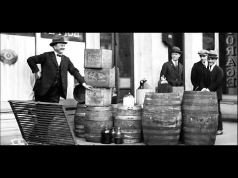 Documentaire Prohibition, une expérience américaine