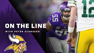 On The Line: Peter Schrager On Minnesota Vikings Free Agency Moves, NFC North Race Heading Into 2019