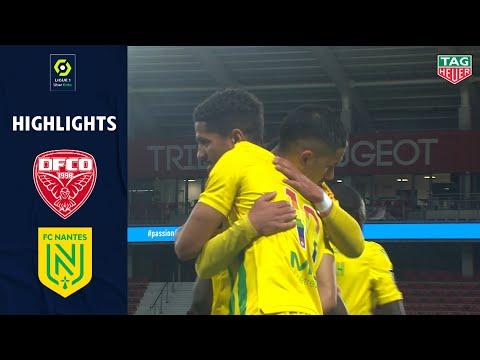 Dijon Nantes Goals And Highlights