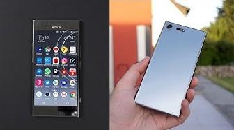 Review: Sony Xperia XZ Premium (Deutsch) | SwagTab