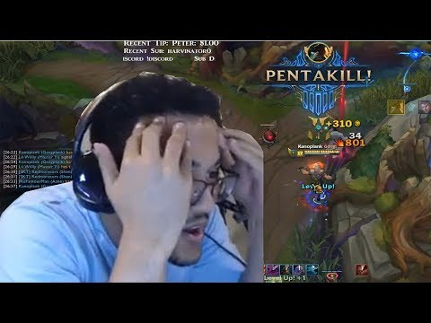 Aphromoo's Sad Prediction | Tobias Fate Ambitious Pentakill | MikeYeung Lee Sin Play | Scarra | LoL