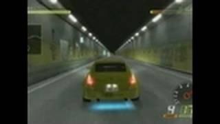 Import Tuner Challenge Xbox 360 Gameplay - Shutoku Battle: