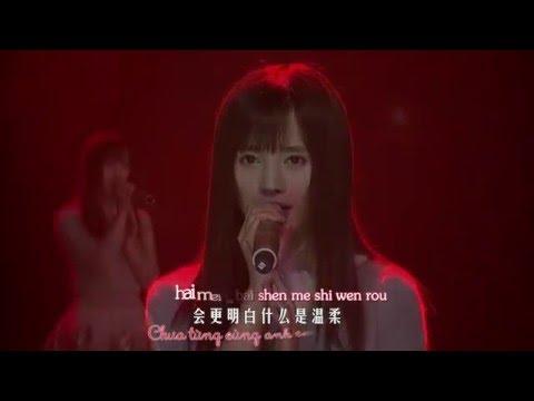 [Vietsub+Pinyin] Hồng đậu 红豆 / Vương Phi 王菲  - SNH48 Ju Jing Yi 鞠婧祎