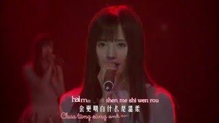 Vietsub Pinyin Hồng đậu 红豆 Vương Phi 王菲 SNH48 Ju Jing Yi 鞠婧祎