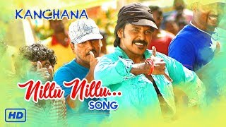 Tamil Hits 2017 | Nillu Nillu Video Song | Kanchana Tamil Movie Songs | Raghava Lawrence