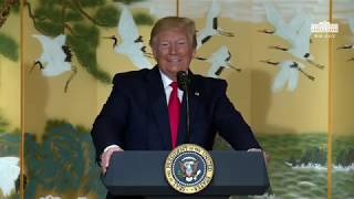 President Trump Delivers Remarks to Korean Business Leaders