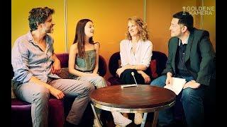 Die \Pubertier\-Serienfamilie im Interview