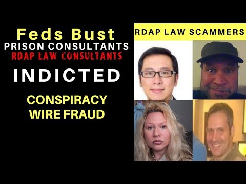 RDAP Law Consultants Indicted for Fraud