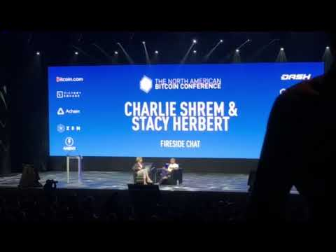 Miami Bitcoin Conference - Charlie Shrem fireside chat