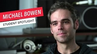 Berklee Online Student Spotlight: Michael Bowen on Music Production