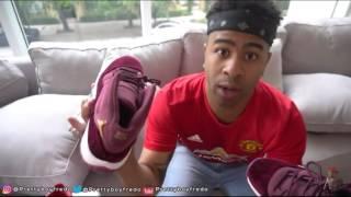 Prettyboyfredo sneaker Video