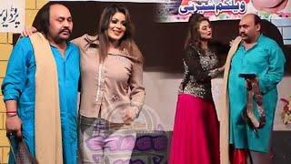 New Comedy Stage Drama Clip Wafa Ali | Rashid kamal | Tasleem Abbas