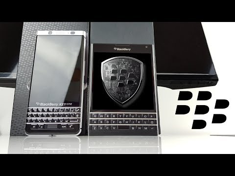 Blackberry KEYone vs Passport Comparison