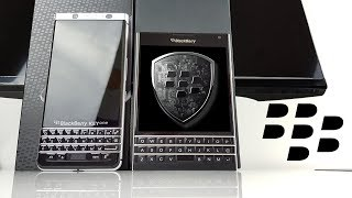 Blackberry KEYone vs Passport Comparison