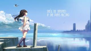 Repeat youtube video Blue Nightcore - How Far I'll Go