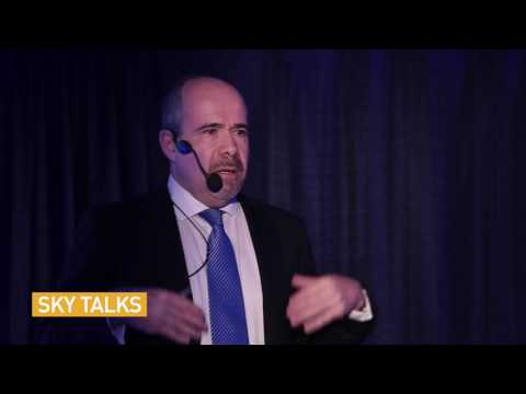 SkyTalks: Miguel Ramos - The Future RPAS Air Navigation Bureau