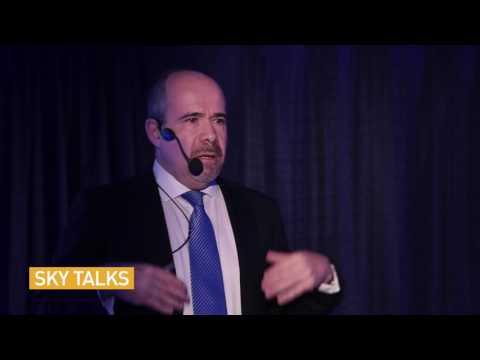 SKY TALKS: Miguel Ramos - The Future RPAS Air Navigation Bureau