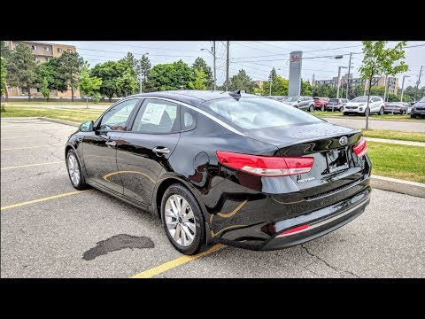 2018 Kia Optima Complete Walkaround and Review