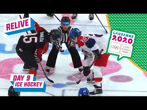 RELIVE - Ice Hockey - JAPAN VS CZECH REPUBLIC - Day 9 | Lausanne 2020