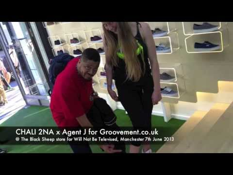 CHALI 2NA // Groovement Interview with Agent J - June 2013