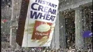 Instant Cream of Wheat Commercial