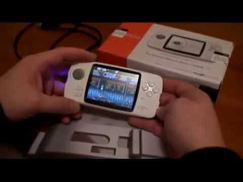 Game Park Holdings CAANOO Handheld updated review and modifications