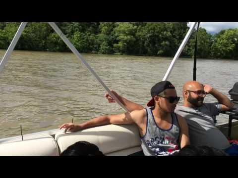 Starved rock state park il boating 07-2016