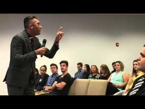 AIQC Boston - Seminário Batalha Espiritual - Parte I  -  24/ABRIL/16 - Pr André Silva