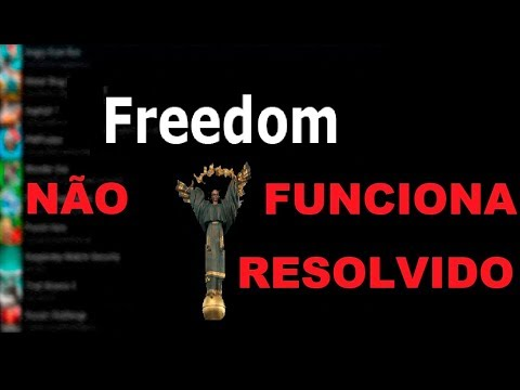 Freedom Não Funciona Android (Resolvido)