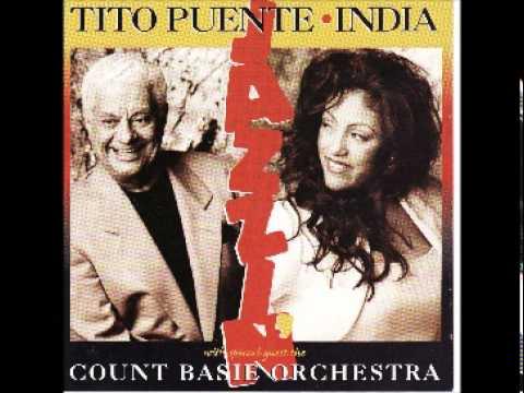 Tito Puente - La India - Jazzin - Count basie Orchestra - Wave