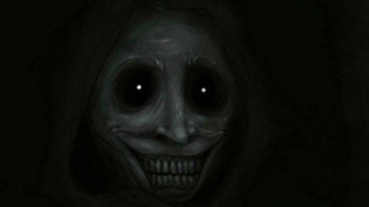 лицо страшное фото