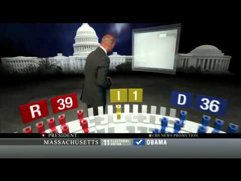 CBS News projection  Angus King to win Maine Senate Seat