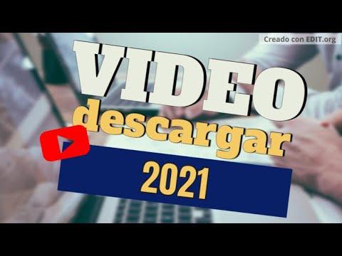 Descargar videos de cualquier plataforma, aula virtual, curso online 2020