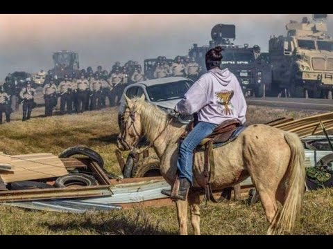 Veterans for Standing Rock Organizer Michael A Wood Jr. Interview On The Young Turks