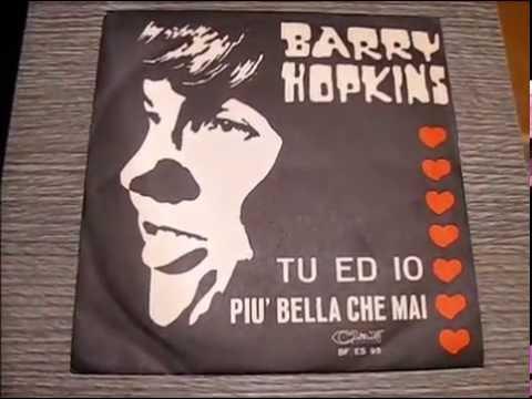 BARRY HOPKINS-TU ED IO Clan Celentano