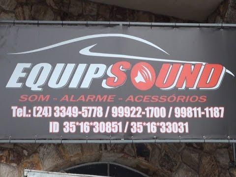 Equipsound - som, alarme e acessórios - no bairro Água Limpa