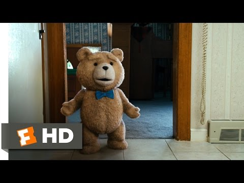 Ted (1/10) Movie CLIP - A Young Boy's Wish (2012) HD