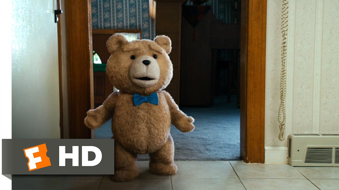 Bear Osos Videos Porno ted (1/10) movie clip - a young boy's wish (2012) hd