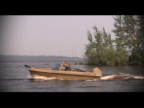 Профессиональный рыболовный катер Angler Pro 5.0