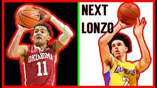 """MEET THE NEW LONZO BALL: Trae Young Is The Next Big """"BUST"""". (Lonzo Ball 2.0)"""