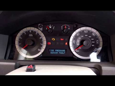Tire pressure monitoring system disable on Ford / mazda / lincoln / Mercury