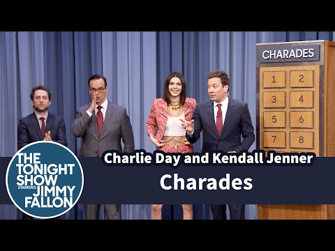 Thumbnail: Charades with Charlie Day and Kendall Jenner